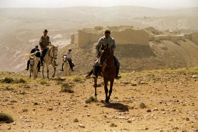 HORSE SAFARIS IN JORDAN